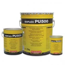 ISOFLEX-PU 500: Στεγανωτικό ταρατσών,πολυουρεθανικό επαλειφόμενο.