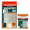 MEGACRET-40: Επισκευαστικό τσιμεντοκονίαμα υψηλών αντοχών, ινοπλισμένο