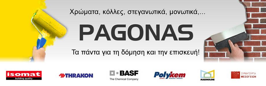 Pagonas main banner